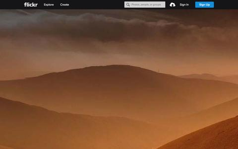 Screenshot of Home Page flickr.com - Flickr, a Yahoo company | Flickr - Photo Sharing! - captured Dec. 1, 2015