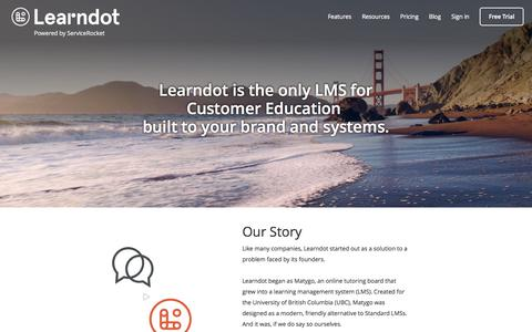 About Learndot