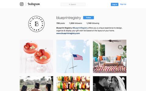 Blueprint Registry (@blueprintregistry) • Instagram photos and videos