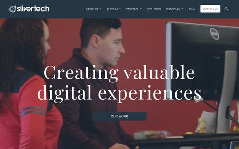 SilverTech Is a Digital Marketing Agency and Technology Company