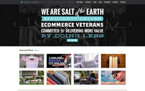 Magento eCommerce development company | Classy Llama