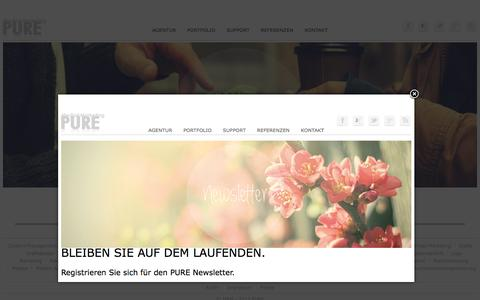 PURE Media&Marketing Agentur