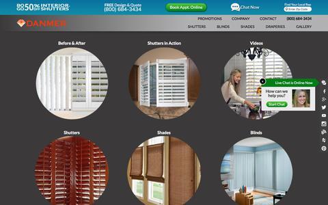 Screenshot of Press Page danmer.com - Media - danmer.com - captured Oct. 12, 2017
