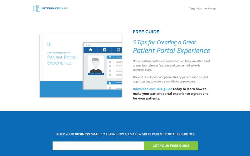 5 Tips for Creating a Great Patient Portal Experience