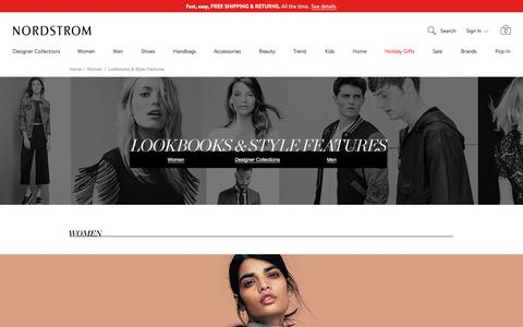 Fashion Trends & Style Guides | Nordstrom