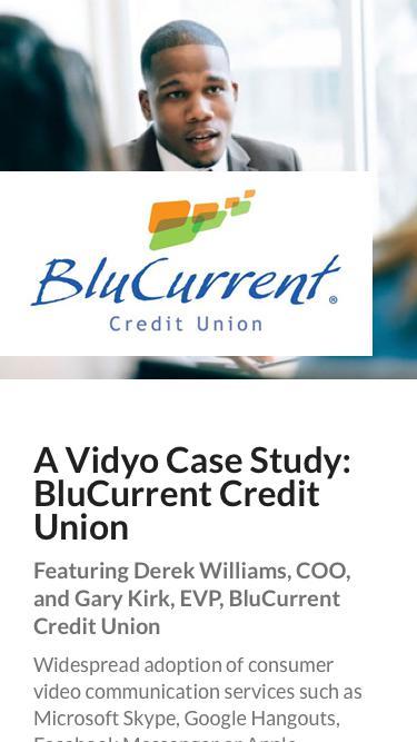 VidyoCloud Video Conferencing
