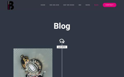 Screenshot of Blog beeldproductie.nl - BLOG – Beeldproductie - captured Aug. 1, 2018