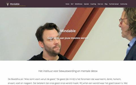 Over de collega's van Mindable