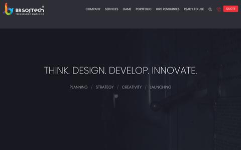 BR Softech | Website and Mobile App Development Company India