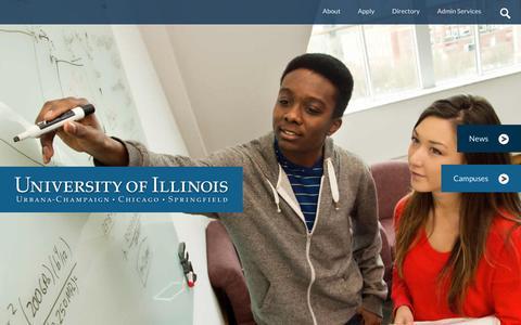 Home - University of Illinois