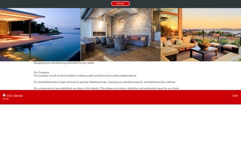Screenshot of Home Page stepra.eu - Home - Home - captured Dec. 17, 2016