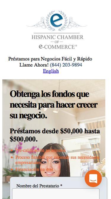 Hispanic Chamber of eCommerce | Dealstruck