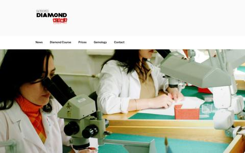Courses | Diamond Manufacturing