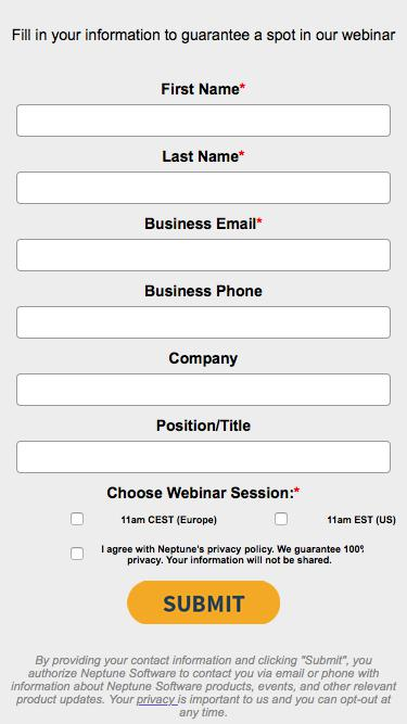 Simulation Webinar: Scaling Enterprise Mobility