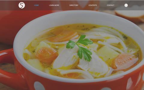 Screenshot of Home Page shukli.com - shukli - captured Feb. 28, 2016