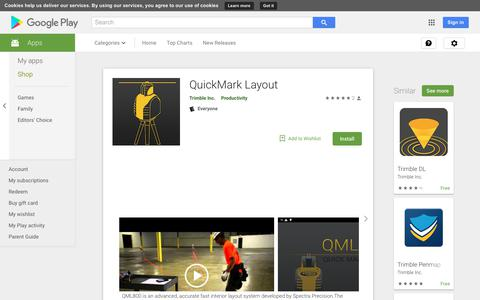 QuickMark Layout - Apps on Google Play