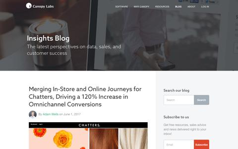 Blog | Canopy Labs | Just another WordPress site