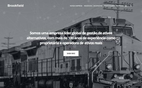 Inicial - Brookfield Asset Management