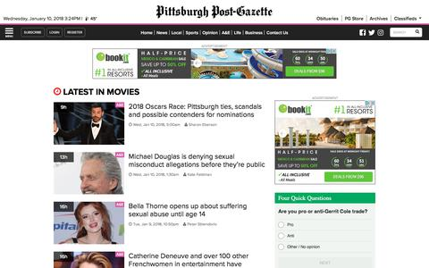 Movies I Post-Gazette