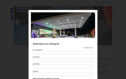 Screenshot of Team Page beverinnovations.com - Management - Bever Innovations - captured Aug. 2, 2018
