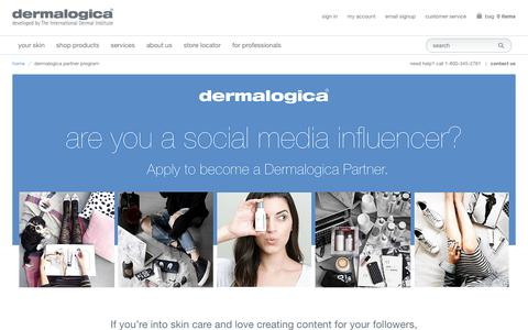 Dermalogica Partner Program