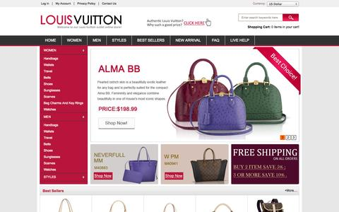 Screenshot of FAQ Page raymorehomeschool.com - Cheap Louis Vuitton Official Outlet Online USA Sale - captured Nov. 3, 2014