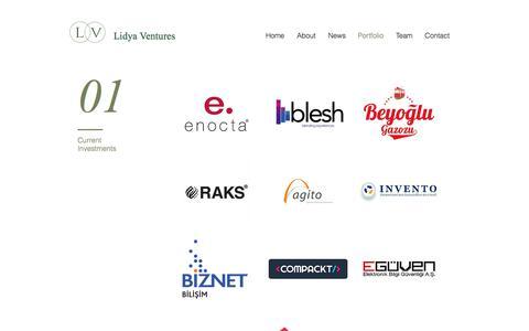 Screenshot of Press Page lidyaventures.com - lidyaventures | Portfolio - captured July 19, 2018