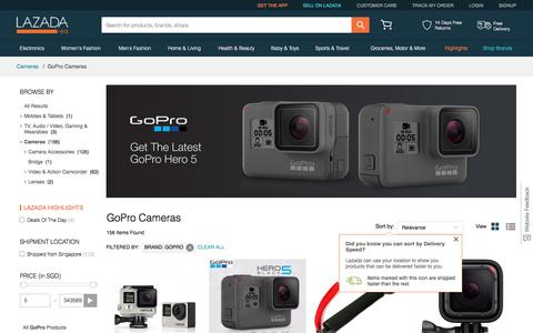 Best GoPro Camera and Accessories Singapore | Lazada