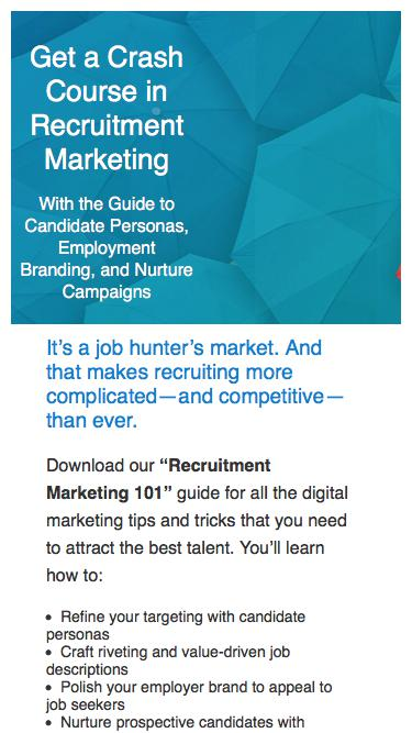 [eBook] Recruitment Marketing 101