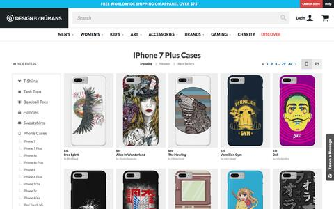 IPhone 7 Plus Cases | Design By Humans