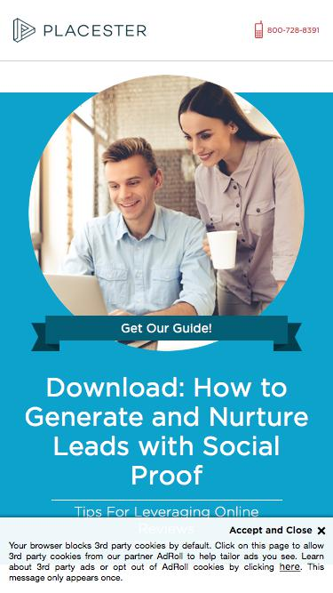 Download: Generating and Nurturing Real Estate Leads with Social Proof