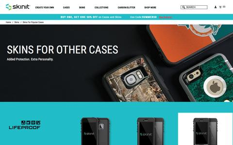 Protective Skins and Cases For Your Popular Case Gaming Device   Customizable Popular Case Covers by Skinit