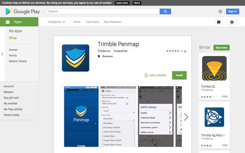 Trimble Penmap - Android Apps on Google Play