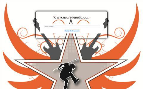 Screenshot of Terms Page morebands.com - Home | www.morebands.com - captured Oct. 26, 2014