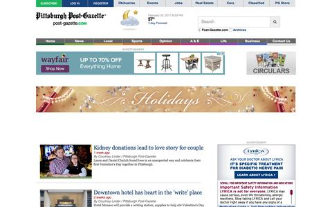 Holidays | Pittsburgh Post-Gazette