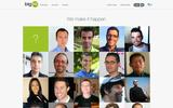 Old Screenshot BigML, Inc Team Page