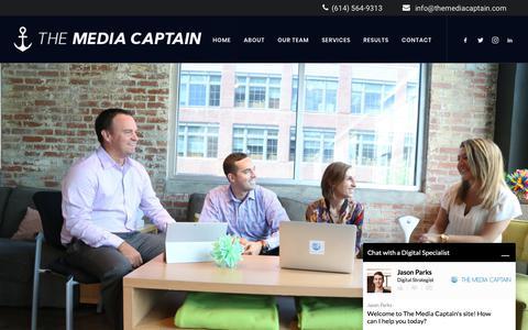 Fastest Growing Columbus Digital Marketing Agency [Media Captain]