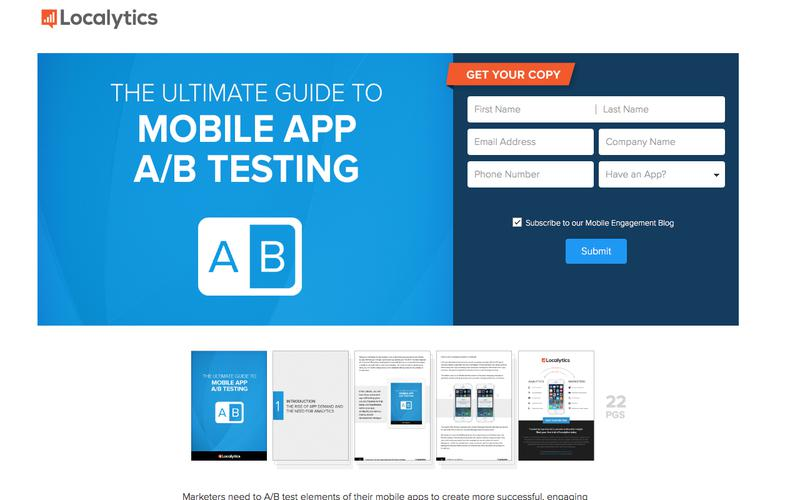 The Ultimate Guide to Mobile A/B Testing