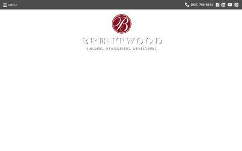 Screenshot of Login Page brentwoodbldrs.com - User Log In - captured Nov. 13, 2018