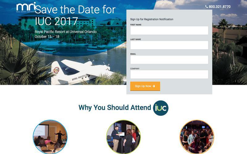 2017 IUC Registration Reminder
