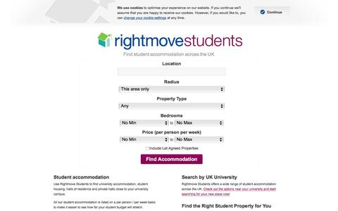 Student Accommodation - Find Student Flats & Houses across the UK