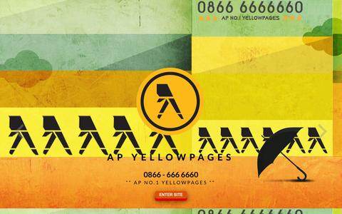 Screenshot of Home Page googleindia.org - Welcome to AP YELLOW PAGES  ::  ANDHRA PRADESH  YELLOW PAGES  /   ANDHRA  YELLOW PAGES  / VIJAYAWADA  YELLOW PAGES  /  HYDERABAD  YELLOW PAGES  / VIZAG  YELLOW PAGES  / RAJAHMUNDRY  YELLOW PAGES  /  BHIMAVARAM  YELLOW PAGES /ap yellowpages, vijayawad - captured May 8, 2016