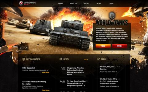 Wargaming America | Home Page