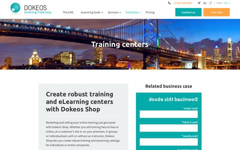 Training centers - Dokeos