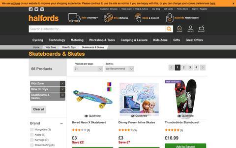 Skateboards & Skates | Rollerblades