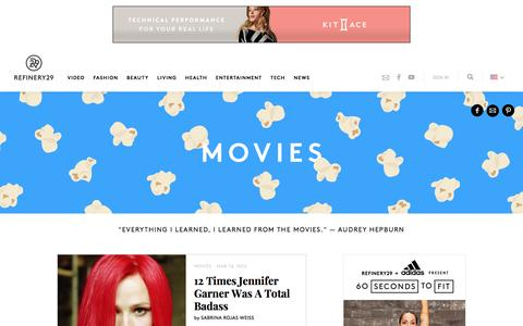 Movies - Latest Film Industry Trailers And News