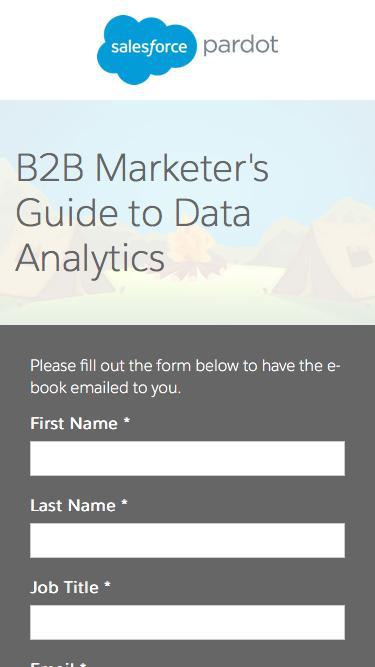 B2B Marketer's Guide to Data Analytics