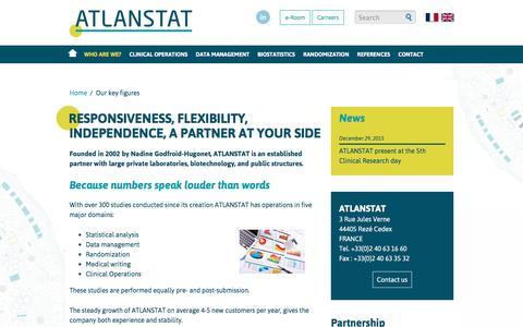 Screenshot of About Page atlanstat.com - Discover Atlanstat - captured July 24, 2016