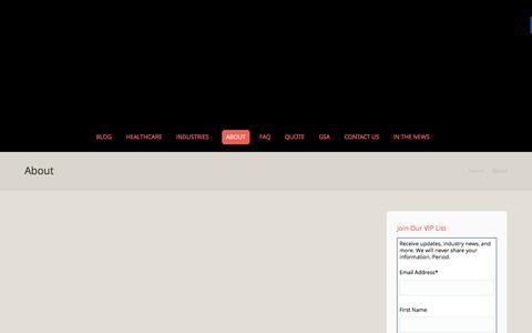 Screenshot of About Page aegismonitoring.com - About - Remote Temperature Monitoring - Aegis Monitoring - captured Dec. 24, 2015