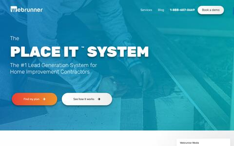 Webrunner Media | Pay per Click Management & Landing Page Design